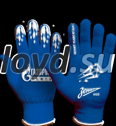 Перчатки для болельщиков.